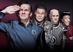 Red Dwarf new