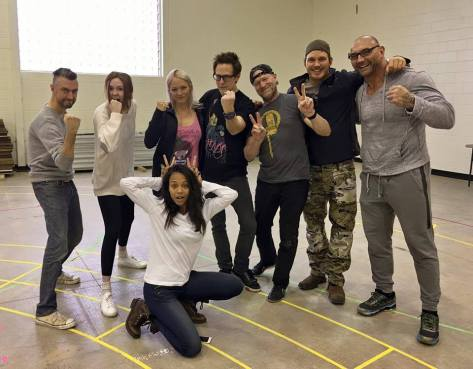 james-gunn-posts-new-guardians-of-galaxy-vol-2-cast-photo