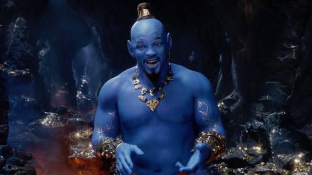 why i defend will smith as the genie