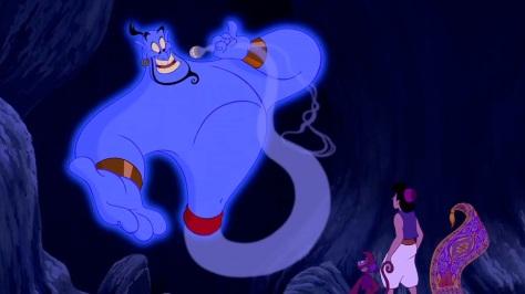 Genie-Disney